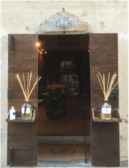 Flor boutique in Florence