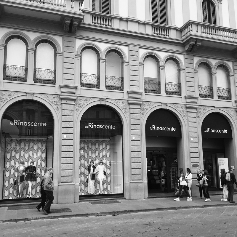 Department stores in Florence