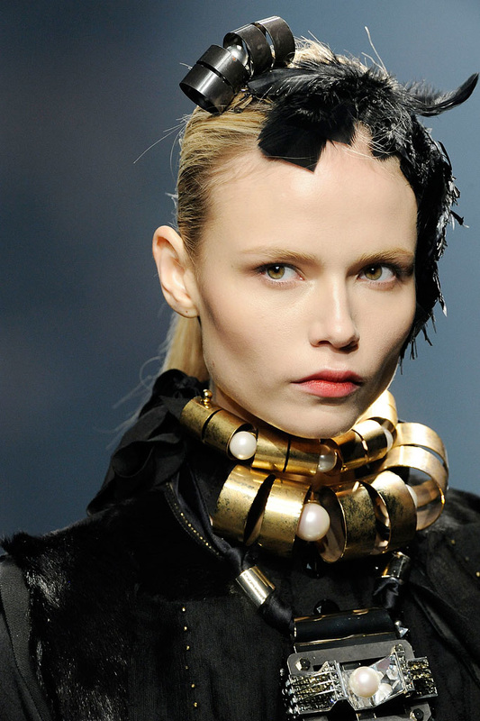Lanvin necklace 2009